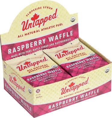 UnTapped Organic Raspberry Waffle: Box of 16 alternate image 1
