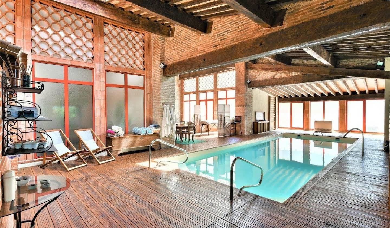 Propriété avec piscine Torreilles