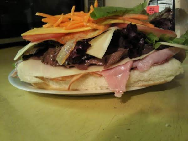 Super Club Sandwich Recipe