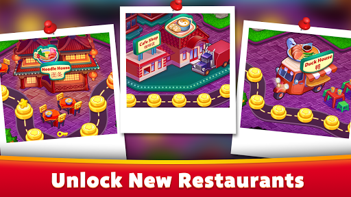 Asian Cooking Star: Crazy Restaurant Cooking Games screenshots 4