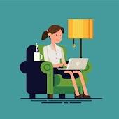 Work form home jobs: online business 🏠 job online
