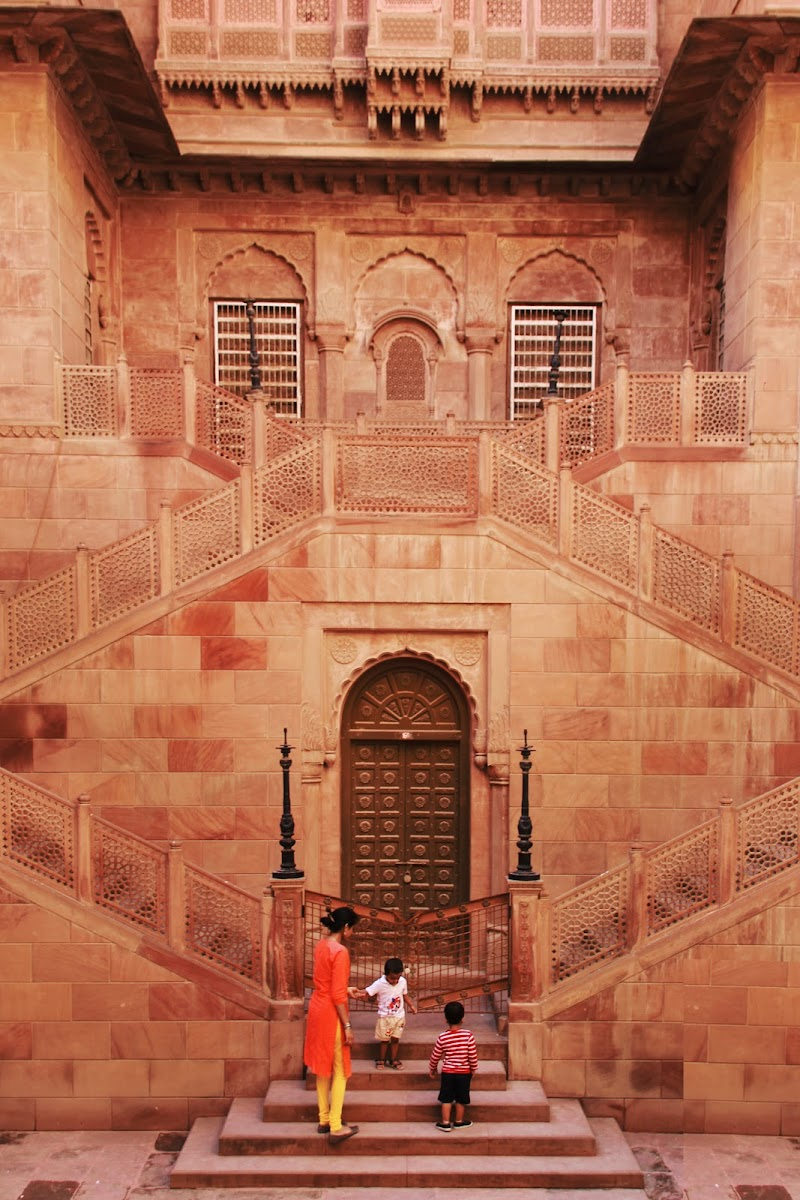 Red Fort- New Delhi di Jack1
