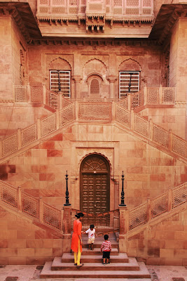 Red Fort- New Delhi di Jack1