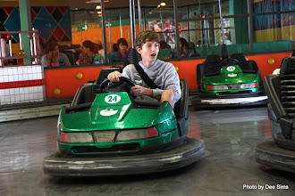 Photo: (Year 3) Day 25 - On the Dodgems