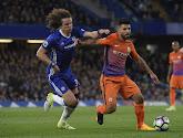 Eden Hazard was de held bij Chelsea met twee goals, maar David Luiz