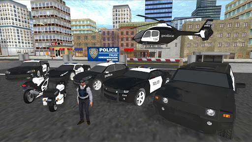 Real Police Car Driving Simulator: Car Games 2020 screenshots 3