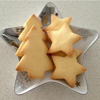 Easy Christmas Shortbread