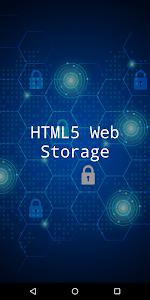 HTML5 Web Storage 1.0.0