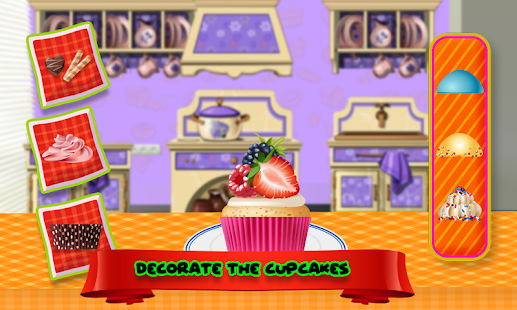 Cupcakes Pastry Bakery Business & Store Games - náhled