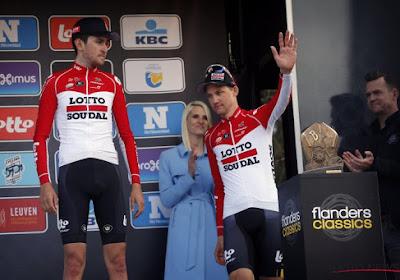 """Wellens als titelverdediger naar Brabantse Pijl: """"Van der Poel en Alaphilippe de te kloppen renners"""""""