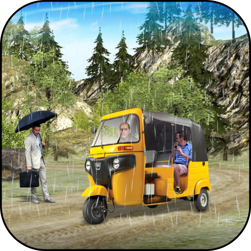 道路のトゥクトゥク人力車オフ 冒險 App LOGO-硬是要APP
