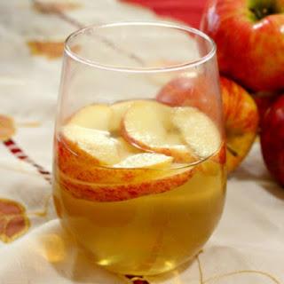 Cinnamon Apple Sangria.
