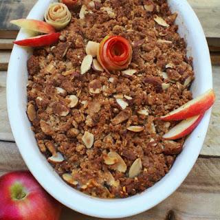 Coconut Flour Apple Crumble Recipes