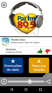 Radio Paz FM 89,5- screenshot thumbnail