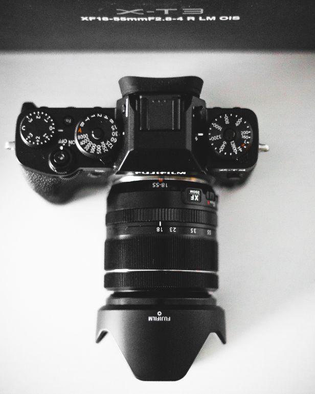 Como escolher a melhor câmera para suas necessidades - Fuji