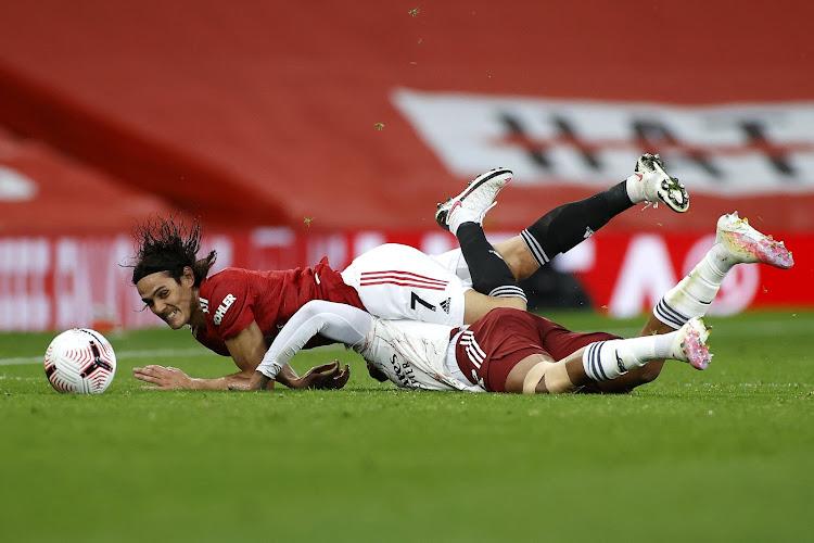 """Manchester United-legende haalt uit naar Edinson Cavani: """"Soms is het ook aan de speler om iets te doen"""""""