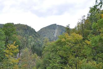 Photo: Vysokohorská turistika v pohoří Raxalpe v rakouských Alpách - den 1.