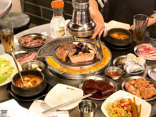 新麻蒲海鷗二號店-今年中秋就吃韓式烤肉套餐!多種肉類組合讓肉控的你愛不釋手