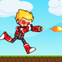 Buster Run - 2D Action Game icon