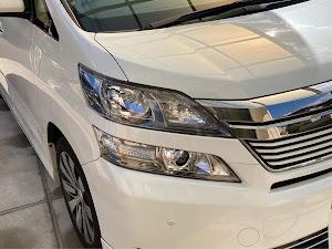 ヴェルファイア ANH20Wのカスタム事例画像 ホワイト洗車【youtube】さんの2020年11月13日18:12の投稿