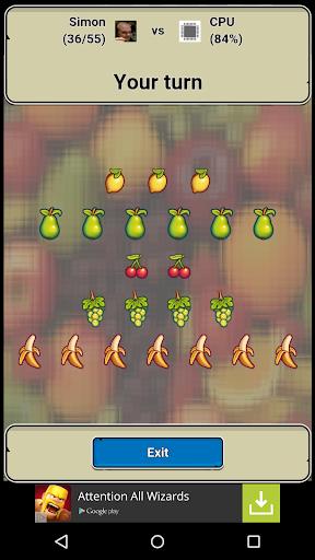 Nim Online - Fruit Edition