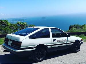 スプリンタートレノ AE86 AE86 GT-APEX 58年式のカスタム事例画像 lemoned_ae86さんの2020年05月15日09:28の投稿