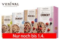 Angebot für VERIVAL Müsli im Supermarkt