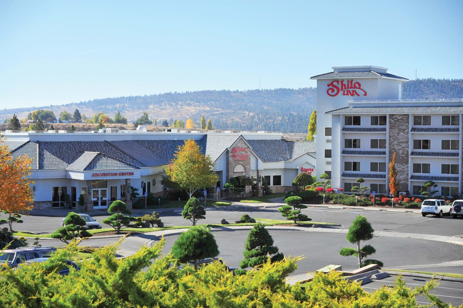 Shilo Inns Suites Hotels Locations