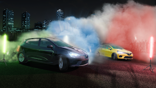 Car Simulator Clio 1.2 screenshots 12
