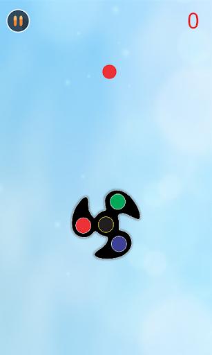 Tap Fidget Spinner screenshot 1