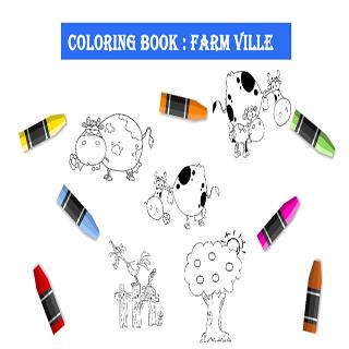 Picture Coloring Farm