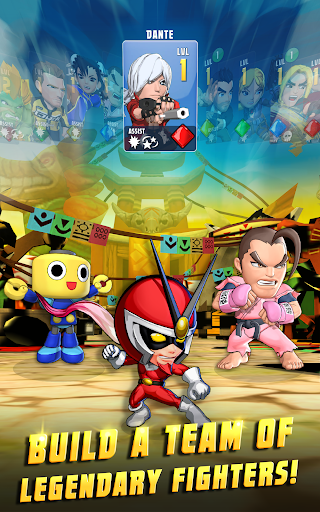 Puzzle Fighter 2.3 screenshots 11