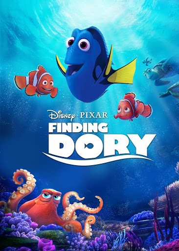 Finding Dory - Movies on Google Play