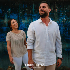 Wedding photographer Fran Ortiz (franortiz). Photo of 08.08.2018