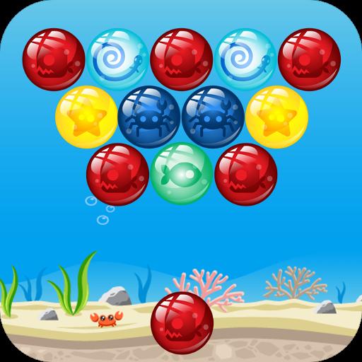 解谜のバブルシューター 無料 LOGO-記事Game