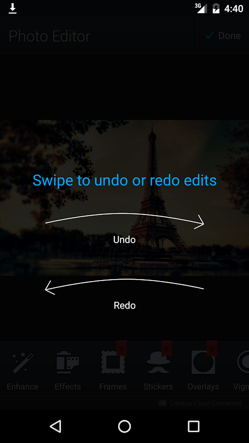 Creative Photo Editor- screenshot