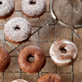 Baked Chocolate Doughnuts Recipes