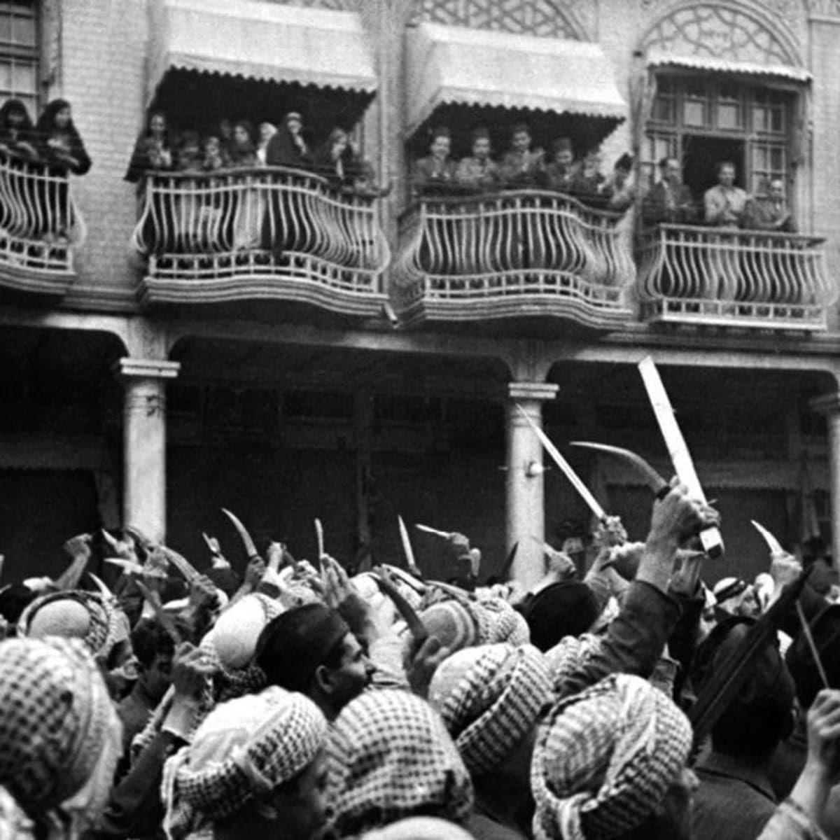 אחרי 77 שנה, גם יהודי עיראק דורשים הכרה כנפגעי הנאצים - חינוך ...