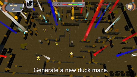 Duck Hair - The Game- screenshot thumbnail
