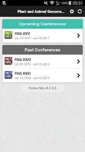 PAG Conferences- screenshot thumbnail