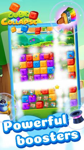 Cube Collapse: Pop Blast Puzzle Game 1.0.0 screenshots 2