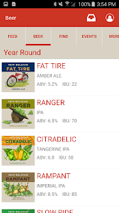 New Belgium Beer Mode- screenshot thumbnail