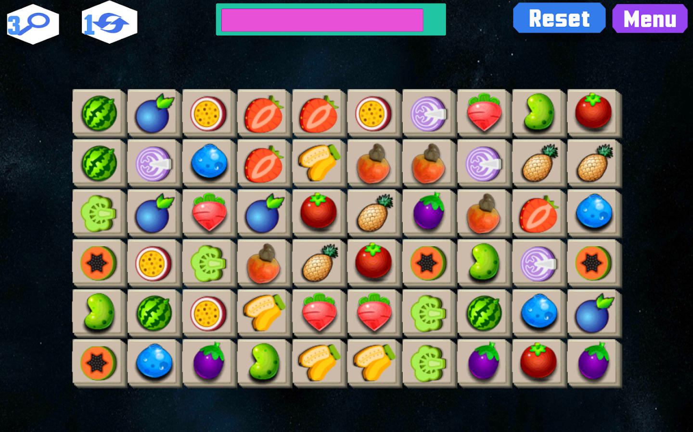 Fruit shoot game - Fruit Crush Free Screenshot