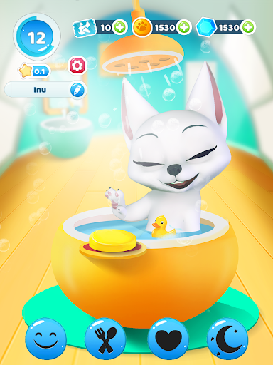 Inu the cute Shiba - virtual pup games 6 screenshots 10