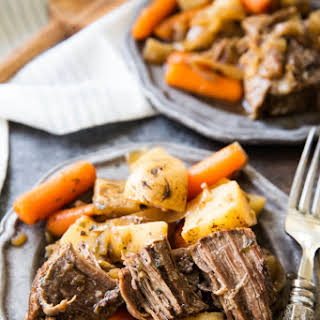 Pot Roast Crock Pot Brown Sugar Recipes.
