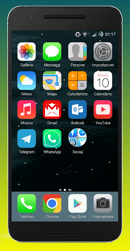 uOS Icon Pack  screenshots 1