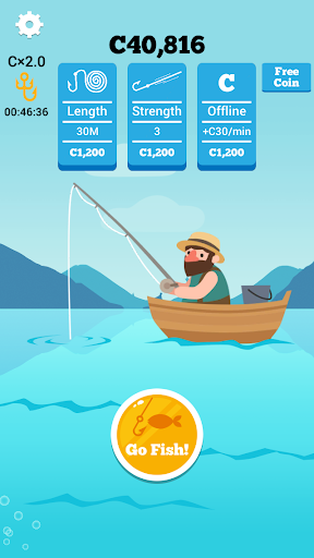 Code Triche Happy Fishing - Fish Master mod apk screenshots 5