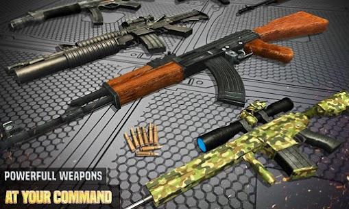 Combat Shooter Critical Gun Shooting Strike 2020 MOD (NO ADS) 4