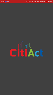 CitiAct - Smart City Solution- screenshot thumbnail
