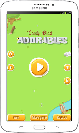 Candy Blast: Adorables